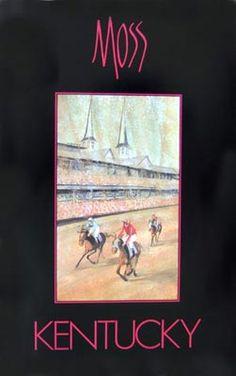 Kentucky/Derby Poster
