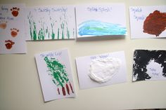 make, do & friend: We're Going to Paint a Bear Hunt...