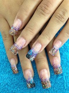brillo by eimy_djej from Nail Art Gallery