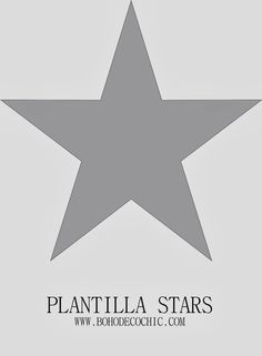Plantilla Estrella Star Party, Teacher Appreciation Week, Girl Decor, Cardboard Crafts, Christmas Crafts For Kids, Craft Patterns, Baby Sewing, Cozy House, Creative Design