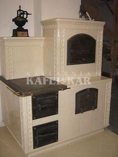 Kuchnia kaflowa Kitchen Design, Modern, Stoves, Camping, Home Decor, Rocket Stoves, Bar Grill, Fire, Fireplace Set