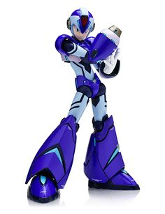 The first figure from TruForce Collectibles, this Mega Man X Action Figure was designed by Keisuke Mizuno. With over 30 points of articulation and diecast armor parts, this figure really steps up the action figure game to a whole new level.