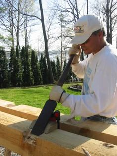 Timber Frame Tools » Rafter Creation