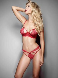 Luisana Lopilato 2016 (Actress and Model Argentina) Ultimo Lingerie
