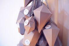 DIY: Gemstone Advent Calendar