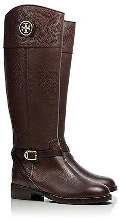 Tory Burch Teresa Riding Boot on shopstyle.com