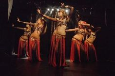 "Multiaward winning bellydance ensemble ""Rakas"""
