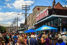 Kensington Market Toronto eat and shop