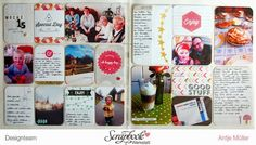 Woche 15 {Project Life-Kit}