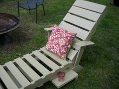 DIY lounger
