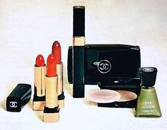 Chanel Cosmetics, 1972