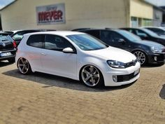 VW Mk6 Golf - Audi RS Wheels