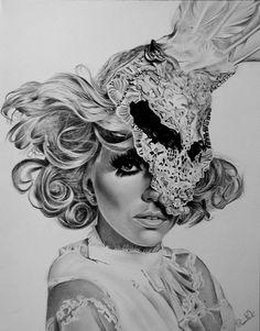 Lady Gaga bu Thelma Thoran