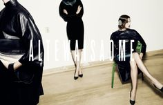 alte fw ads1 Altewaisaome Reveals Fall 2013 Ads by Marcus Ohlsson