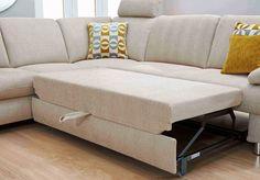 RHF corner sofabed with drawer - Lido - Sofa Sets | Corner Sofas | Leather Sofas - Furniture Village