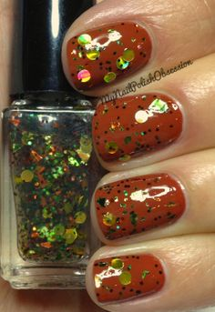 Pretty Fast And Easy Nail Art Thin Marc Jacobs Nail Polish Review Regular Gel Nail Polish Design Ideas Dmso Nail Fungus Youthful Nail Art With Toothpick Videos PinkOrly Nail Polish Colors My Nail Polish Obsession: Down The Bayou Lacquer, Glitters From ..