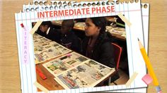 Mrs Barry from Alicedale Primary School uses newspaper to show and illustrate how to use newspapers effectively in a lesson. The learners start with a word s. Teaching Techniques, Primary School, Literacy, Classroom, Teacher, How To Plan, Reading, Words, Class Room