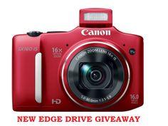 New Edge Drive Giveaways www.newedgedrive.com