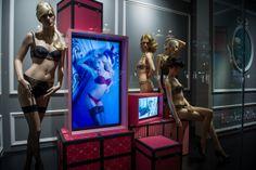Hunkemöller Sexy Store on Behance