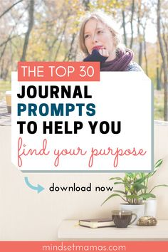 30 Journal Prompts To Help You Find Your Purpose - Journaling for Moms - Trending # Climatechangeprotestsigns # Outdoorkitchenbars Positive Attitude, Positive Vibes, Gender Neutral Names, Mental Health Journal, Journal Writing Prompts, Art Therapy Activities, Character Education, Self Development, Personal Development