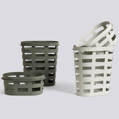 Hay Laundry basket, S, army | Accessories | Bathroom | Finnish Design Shop