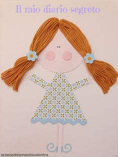 Diy And Crafts, Crafts For Kids, Arts And Crafts, Felt Dolls, Puppets, Art Drawings, Crochet Necklace, Greeting Cards, Butterfly
