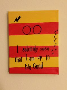 Check out this item in my Etsy shop https://www.etsy.com/listing/249191787/harry-potter-painting-on-canvas-custom