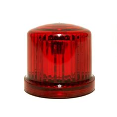 """Fortune PL-300RJ-RCS04 Battery Powered Ultra Bright LED Remote Control Police Beacon, Frequency 4, 6"""" Diameter x 5"""" Height, Red by Fortune Products. $35.20. Ultra bright LED remote control beacons. The importance of this innovation can be simply explained. Now you can turn the beacon on/off from up to 120' away in a visually direct line. Inside the car, across the factory or down the road - great for industrial use and display. An adapter jack is included for electrical insta..."""