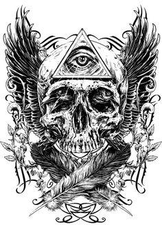 Image result for freemason sleeve tattoos