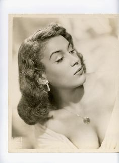 Actress Pat Rainey....This website is called Ladies of Harlem and it highlights a lot of women of that era.