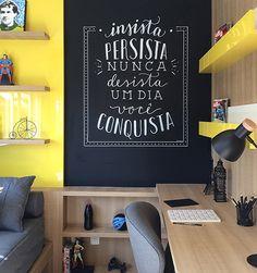 O QUE FAZEMOS - Na Lousa - Handlettering & Design
