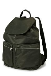<p>The Pocket Backpack has a generous main compartment, two outside…