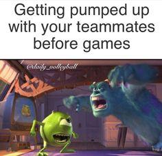Basket Ball Funny Humor Hilarious Soccer Ideas For 2019 Volleyball Jokes, Soccer Jokes, Softball Memes, Basketball Memes, Sports Memes, Volleyball Players, Volleyball Drills, Volleyball Gifts, Coaching Volleyball