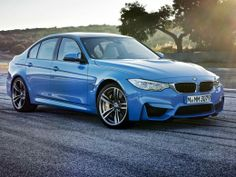 BMW Unveils 2015 M3 Sedan and M4 Coupe (Photos and Video) - Refined Guy