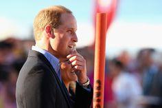 Prince William Photos - The Duke And Duchess Of Cambridge Tour Australia And New Zealand - Day 12 - Zimbio