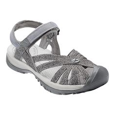 82d50720 She's prepared for anything with the adventure-ready Rose Sandal. This Keen  Rose Women's