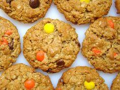 monster cookies!