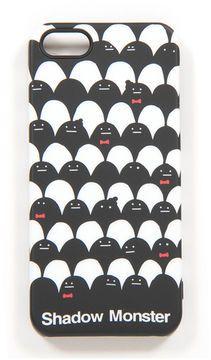 ShopStyle: Graniph iPhone5ケース/シャドーモンスタージェントルパターン