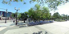 Gore Park - downtown