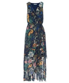Tulip Skirt Maxi Dress