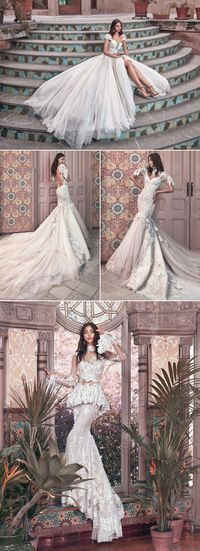 True Beauty is Timeless! Galia Lahav Victorian Affinity Bridal Collection!