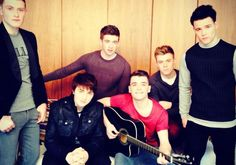 Anyone else ever heard of Hometown?? They're an Irish boyband.... Check them out on YouTube!