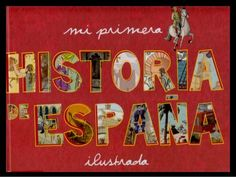 """Mi primera historia de España.  This could be used as a """"digital reader"""" with a Google Doc or worksheet of questions."""