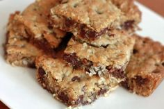 Dessert Recipe: Toasted Coconut Caramel Blondies