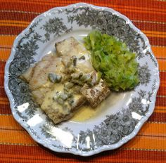 Wessels Küchenwelt: Kabeljau mit Schaumsoße und Porree