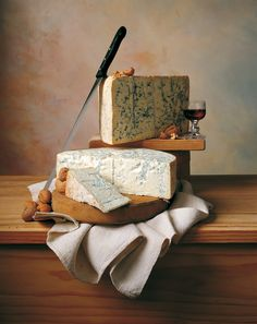 DanteMag: A MIX PLATTER OF ITALIAN CHEESES. #gorgonzola