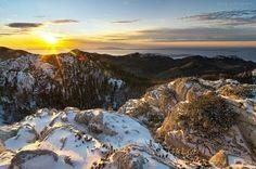 Velebit, mountain and nature park