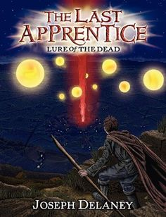 The Last Apprentice: Lure of the Dead (Book 10) by Joseph Delaney, http://www.amazon.com/dp/0062027603/ref=cm_sw_r_pi_dp_Lq9Rqb0A8WKJ0