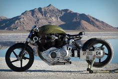 Confederate X132 Hellcat Combat Motorcycle