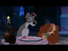 First Date Tips from Disney Movies - FirstDateGuide Walt Disney Characters, Disney Movies, Disney Time, Disney Music, Disney Dogs, Lady And The Tramp, Fantasy, Disney Inspired, The Little Mermaid